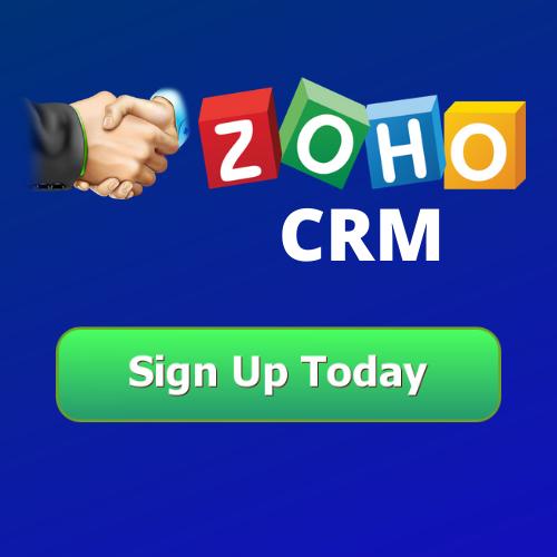 zoho-sign-up-free